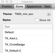 Tony White Designs: FileMaker Classic Theme to Custom Theme